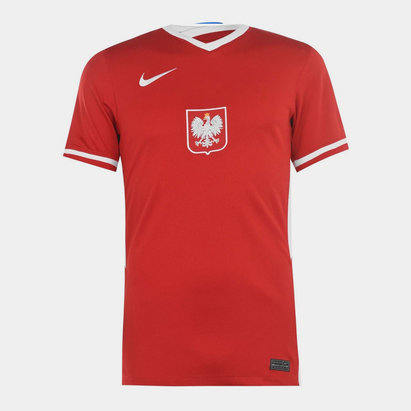 Nike Poland 2020 Away Football Shirt