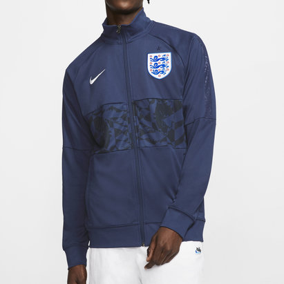 Nike England 2020 Mens Football Track Jacket