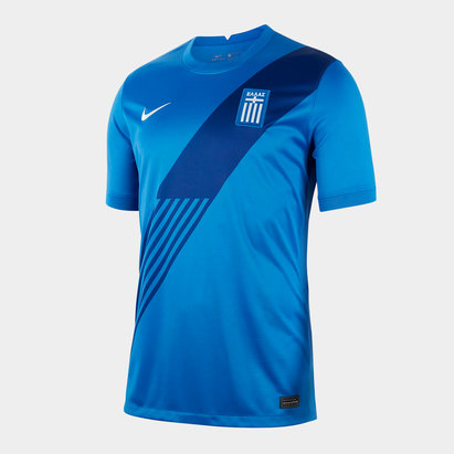 Nike Greece 2020 Away Football Shirt