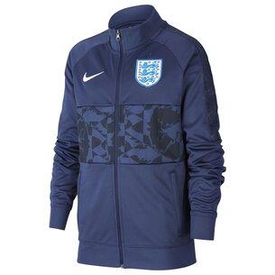 Nike England 2020 Kids Anthem Football Jacket