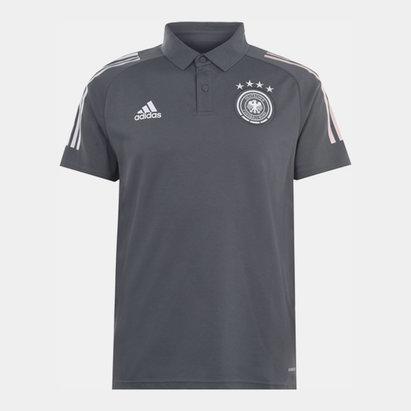 adidas Germany Polo Shirt 2020 Mens