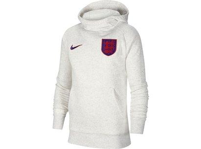 Nike England Fleece Hoodie 2020 Junior