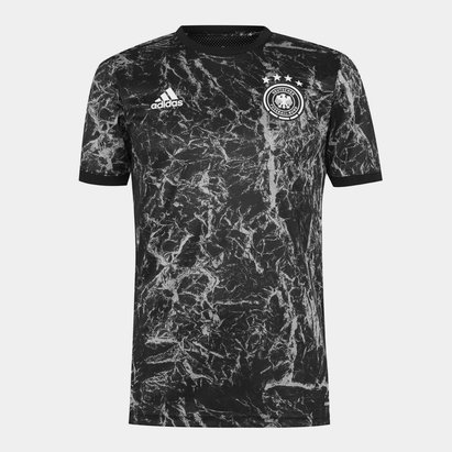 adidas Germany 2020 Pre Match Football Shirt