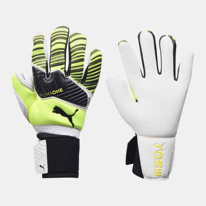 Puma One Grip 1 Hybrid Goalkeeper Gloves