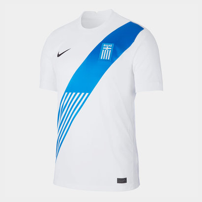 Nike Greece 2020 Home Football Shirt