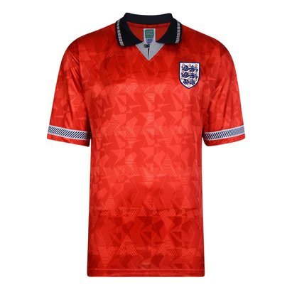 Score Draw England 90 Away Football Shirt