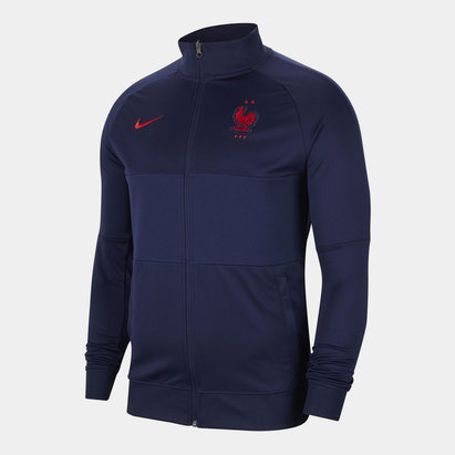 Nike France 2020 Anthem Football Jacket