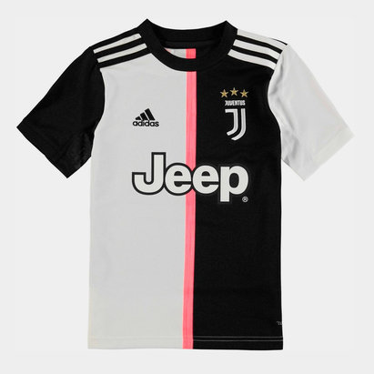 adidas Juventus Home Shirt 2019 2020 Junior