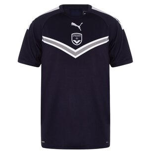 Puma Bordeaux Home Shirt 19/20