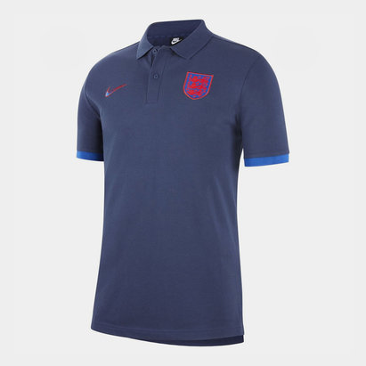 Nike England Polo Shirt 2020 Mens