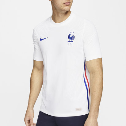 Nike France 2020 Away Authentic Match Football Shirt