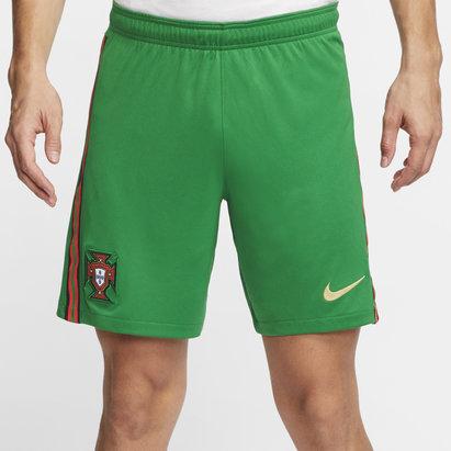 Nike Portugal 2020 Home Football Shorts