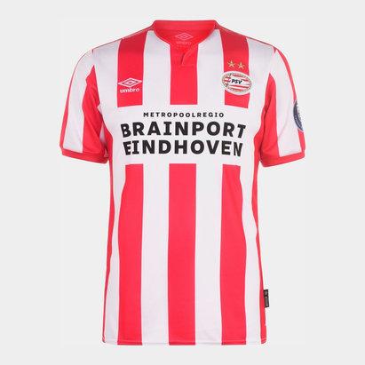 Umbro PSV Eindhoven 19/20 Home Shirt Mens
