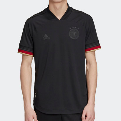 adidas Germany 2020 Away Authentic Match Football Shirt
