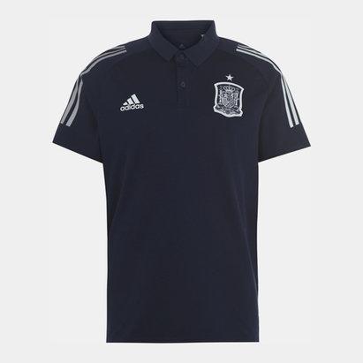 adidas Spain Polo Shirt 2020 Mens