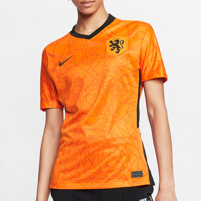 Nike Holland 2020 Ladies Home Football Shirt