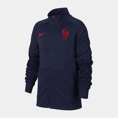 Nike France 2020 Kids Anthem Football Jacket