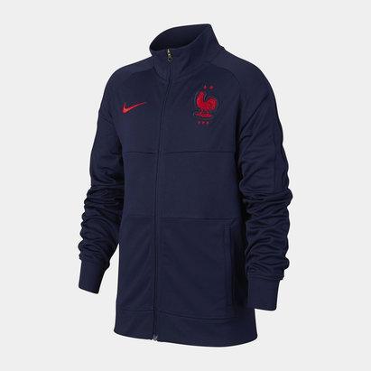 Nike France 2020 Kids Anthem Football Jacket