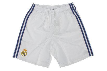 adidas Real Madrid 16/17 Home Kids Replica Football Shorts