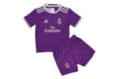 Real Madrid 1617 Away Mini Replica Football Kit