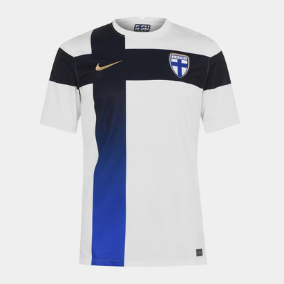 Nike Finland 2020 Home Football Shirt