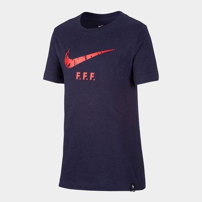 Nike France T Shirt 2020 Kids
