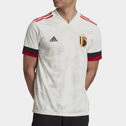 adidas Belgium 2020 Away Football Shirt