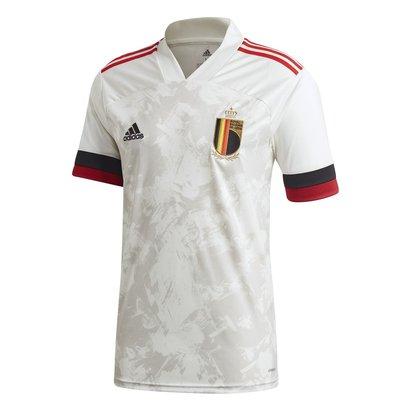 adidas Belgium 2020 Away Football Shirt