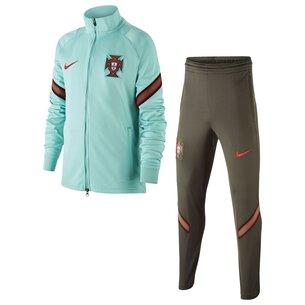 Nike Portugal 2020 Kids Football Tracksuit