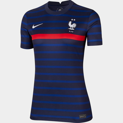 Nike France 2020 Ladies Home Football Shirt