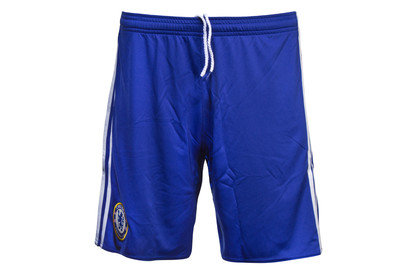 Chelsea FC 1617 Home Kids Football Shorts