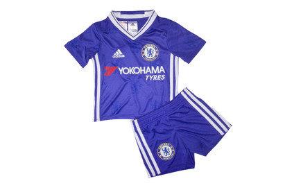 Chelsea FC 1617 Home Mini Replica Football Kit