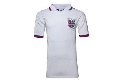 England 1976 Retro Football Shirt