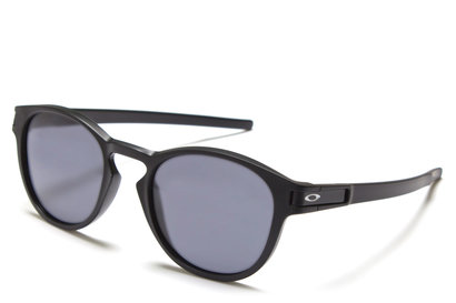 Clothing Accessories Latch 9265 0153 Matte Black Grey Clear Sunglasses