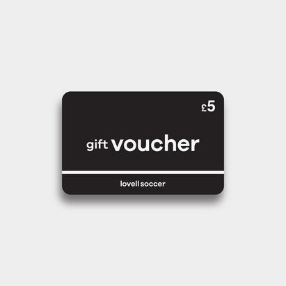 World Soccer Store £5 Virtual Gift Voucher