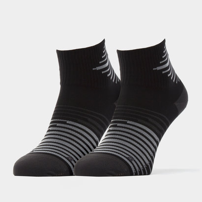 Image of 2 Pack Dri-FIT Lightweight Quarter Training Socks