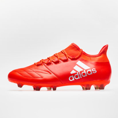abf26098e4af adidas X 16.2 FG AG Leather Football Boots