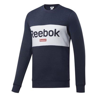 Reebok Big Logo Crew Sweater Mens