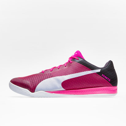 Puma Evospeed Star Ignite Indoor Court Football Trainers