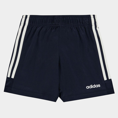 adidas 3 Stripe Shorts Junior Boys