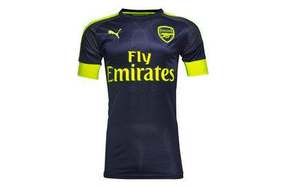 Arsenal 16/17 3rd Kids S/S Replica Football Shirt