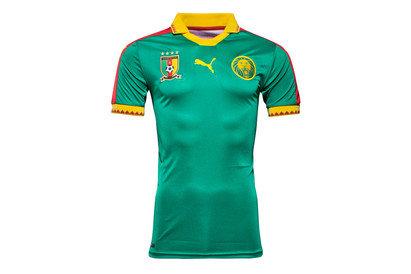 Cameroon 1617 Home SS Replica Football Shirt
