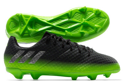 661a4efaf8f adidas Messi 16.1 Space Dust FG Kids Football Boots Grey Image