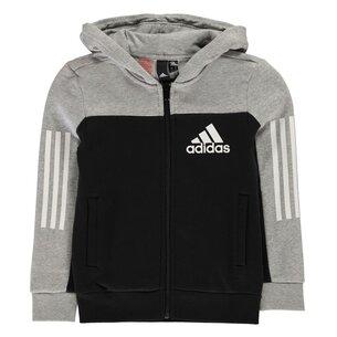 adidas Sport ID Full Zip Hoodie Boys