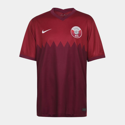 Nike Qatar 2020 Home Football Shirt