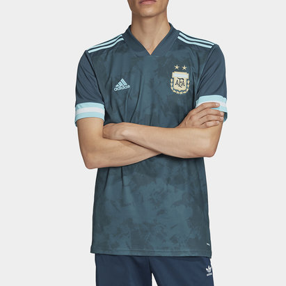 adidas Argentina Away Shirt 2021 Mens