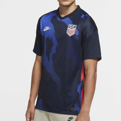 Nike USA 2020 Away Football Shirt