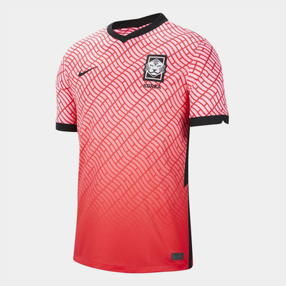Nike South Korea 2020 Home Football Shirt