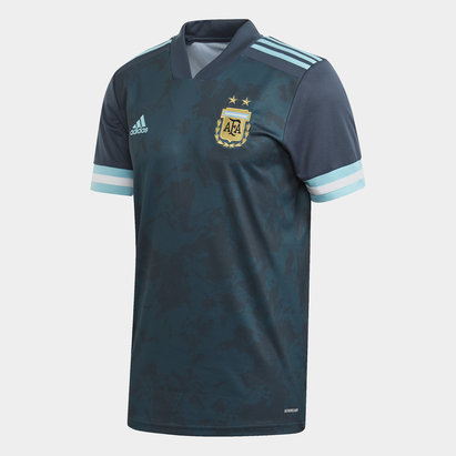 adidas Argentina Away Jersey Juniors