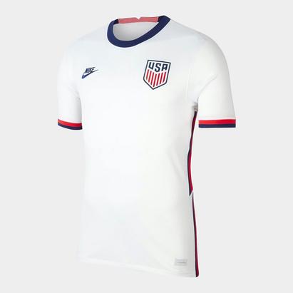 Nike USA 2020 Home Football Shirt